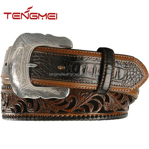 47538e1453f4 Western Tooled Leather Belt, Western Tooled Leather Belt Suppliers ...