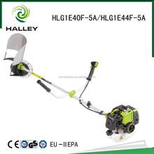 2 stroke 52CC shoulder type mini harvester rice tree cutter HLG1E44F-5A