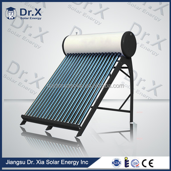 Energy Saving Evacuated Tube Solar Hot Water System Buy