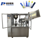 High quality automatic aluminum tube filling sealing machine cosmetic cream filling sealing machine with manufacturer price