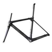 2017 wholesale OEM carbon road bike frame 700C cycling frames