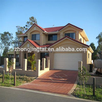 ZJT Eco friendly professional house manufacturer china prefab modular homes
