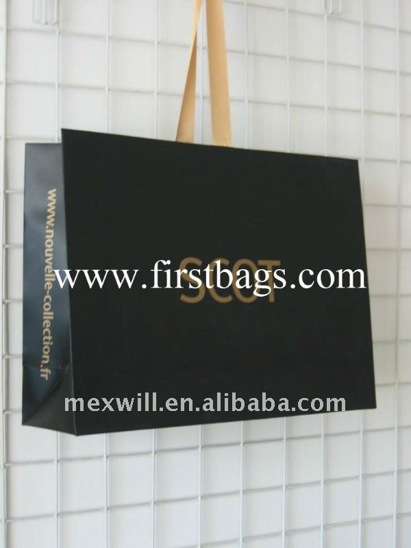 duplex board paper 250gsm shopping bag