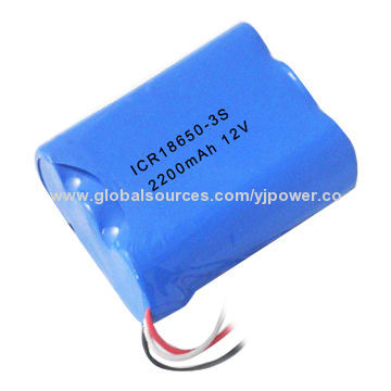 12v 16ah lithium battery pack 18650 12v 5000mah li ion battery with electrical batteries for wireless chargers