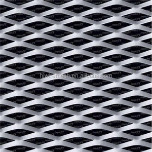 new products:decorative aluminum expanded metal mesh panels