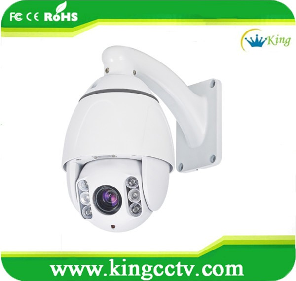 HK-HT-SH100-1080P onvif 2M HD IP Mini IR Long Range Dome PTZ Camera