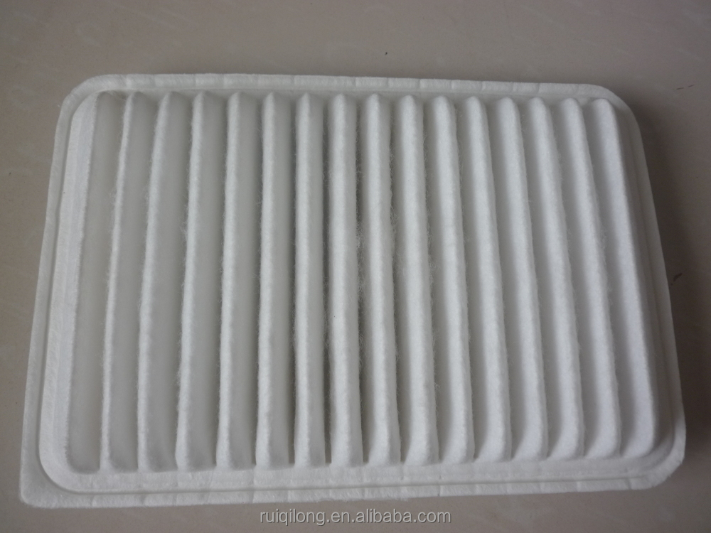 how to change air filter toyota yaris