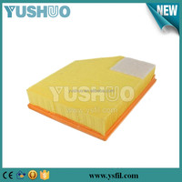 Filter factory supply car cleaning air filter 30636551 for Europe car