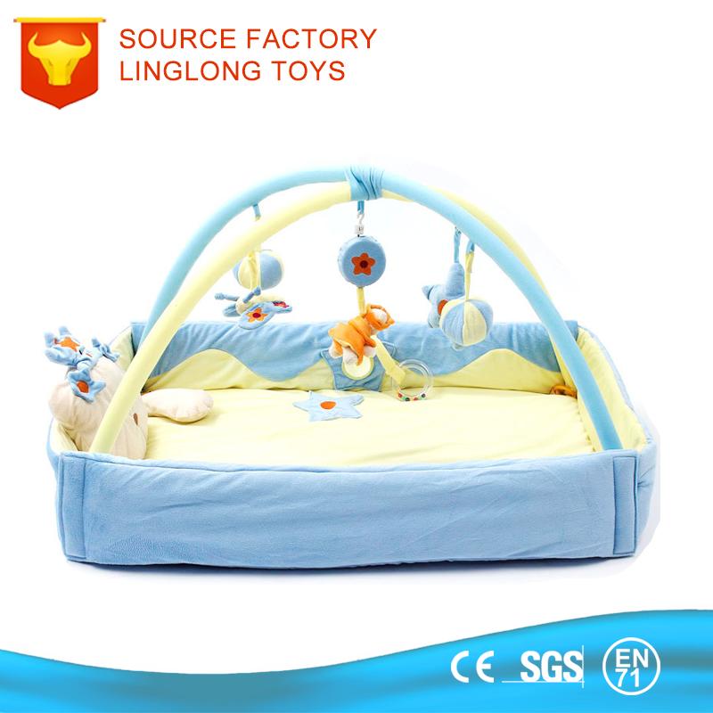 Muebles de Dormitorio Cama de Bebé Fuzz Coreano Bebé Juguete de ...