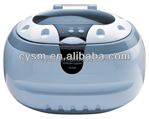 hot selling dental ultrasonic cleaner for jewelries, glasses, baby products