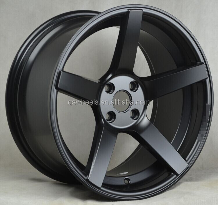 Alloy Spoke Wheel 4x114 3 Color Car Wheel 17 Inch Replica