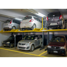 Rising Sun High Quality Stack Parking System