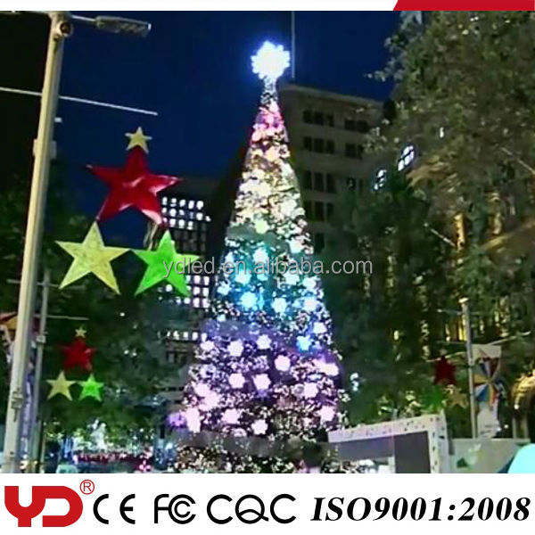 Christmas Decorations provided by YD Company Directly led lights decorative exterior