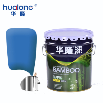 Hualong Currency Emulsion Latex Water-based Wall Paint (HN-D5500)