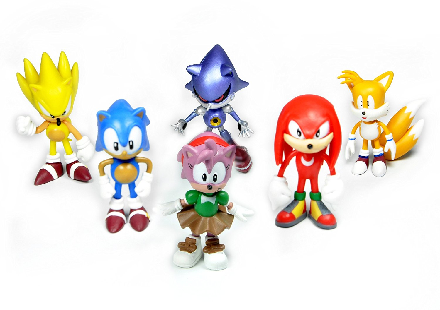 Gambar Kartun Sonic Knuckles: Logam Sonic Gambar Promotion-Shop For Promotional Logam
