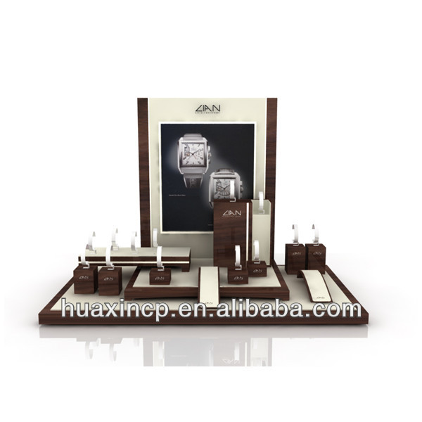 Ideal High Quality Wooden Watch Display With Mdf Display Block - Buy  MH62