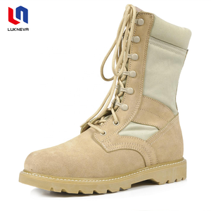 606a7a94f0d High quality breathable desert shoes combat men autumn winter canvas  military boots