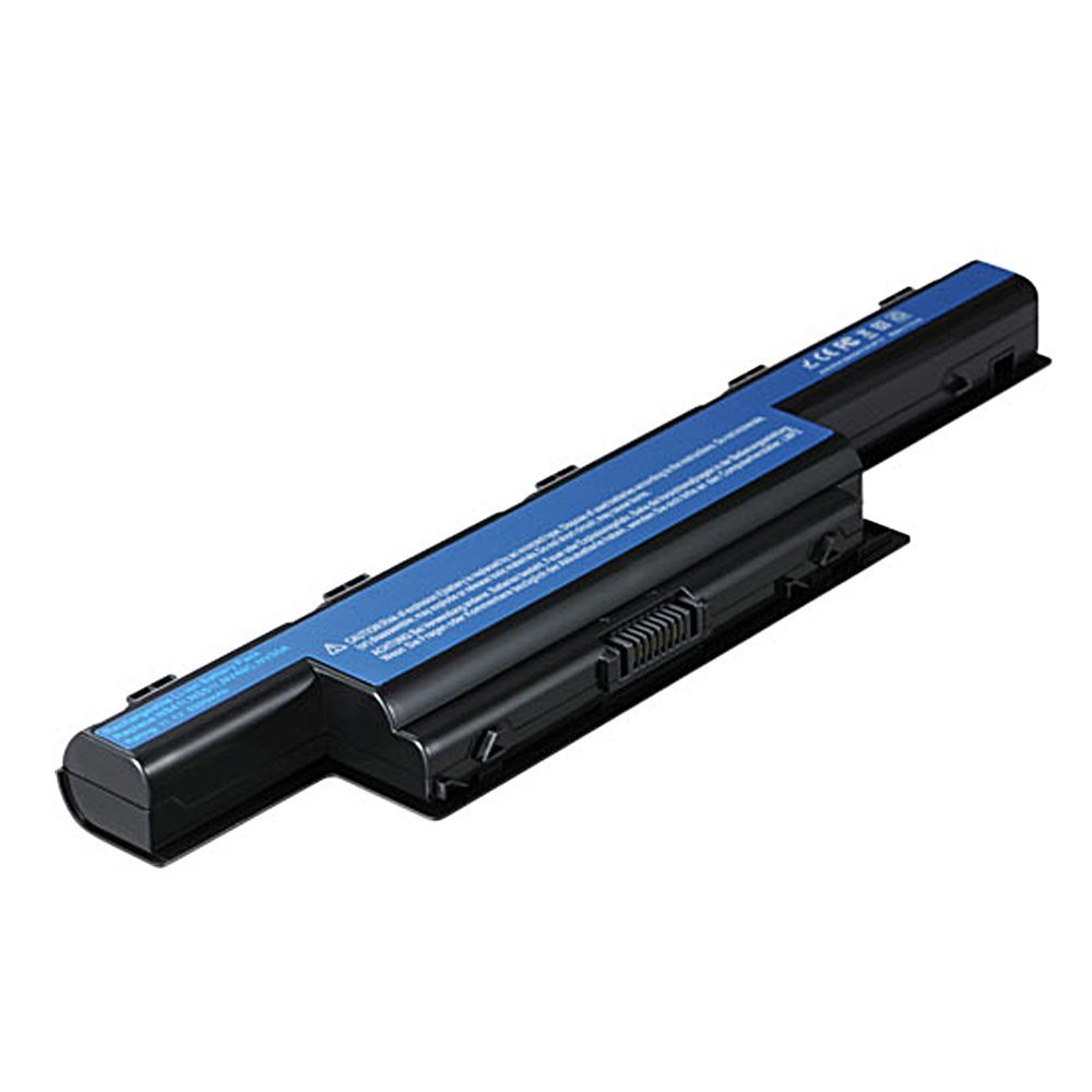 LIBOWER Laptop Battery AS10D31 AS10D41 AS10D51 AS10D73 AS10D75 AS10D for Acer Aspire 4741 5741 7741 Acer TravelMate 4740 5740 7740 Gateway NS41I NS51I NV79 11.1V 4400mAh Li-ion 6cell (Black)