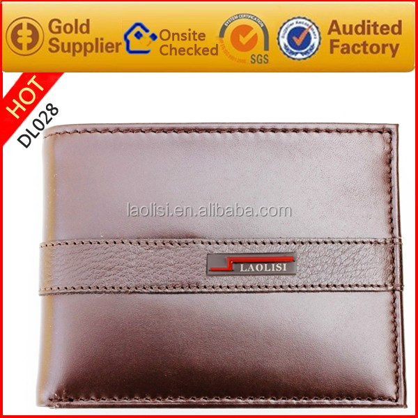 new products 2016 RFID Leather Wallet Coin pocket Men's Wallets