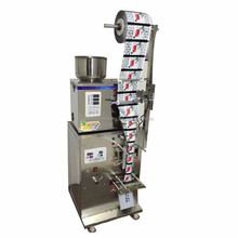 2-100g Back Seal Automatic Sugar Sticks Weighing Packaging Machine