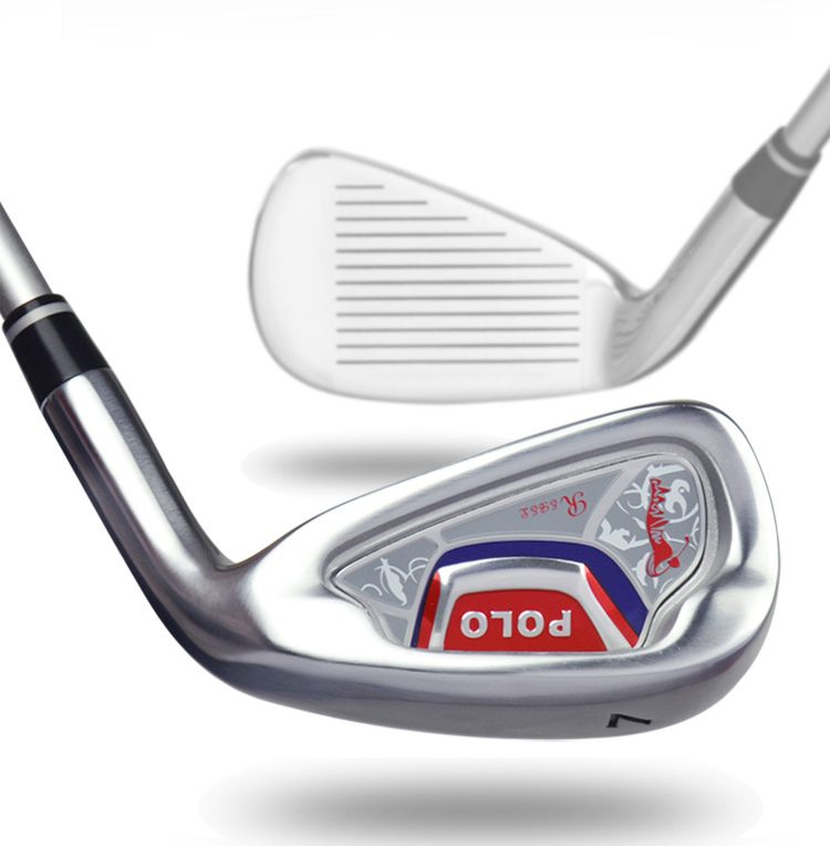 Golf club iron #7, stainless golf club for exercise