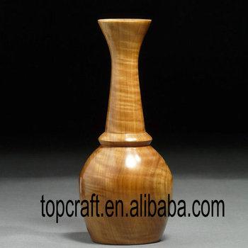 Beautiful Hand Turned Wood Vase Buy Beautiful Hand Turned Wood