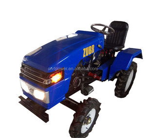 15HP mini iseki tractor with CE certificate for agricultural