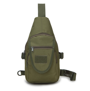 Six Colors Camouflage Multifunctional Tactical Sling Backpack