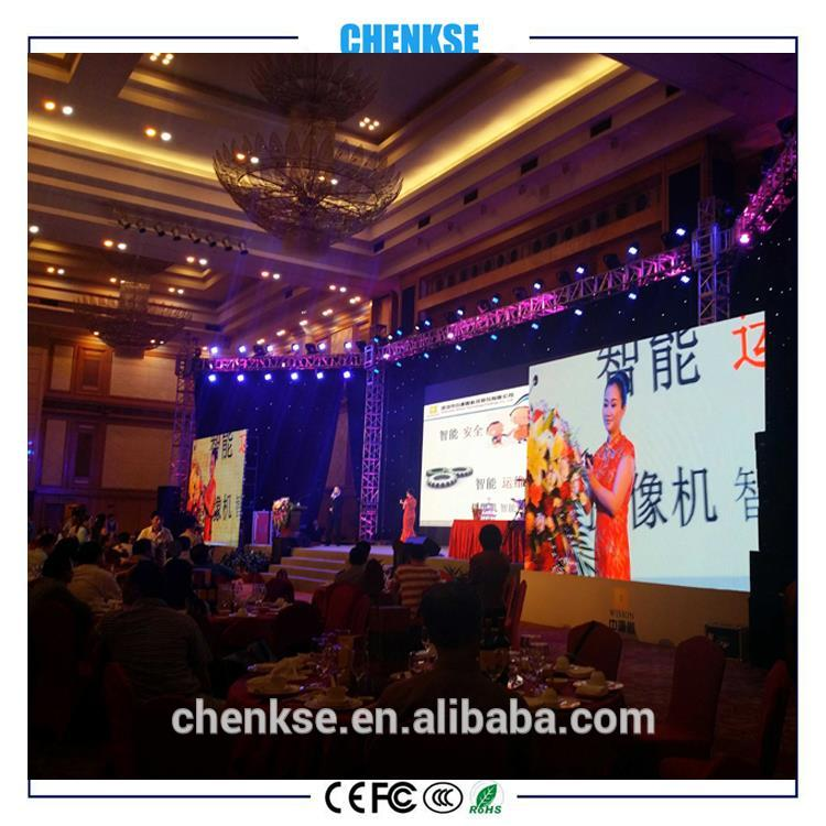 Full Color HD Flexible Display Screen P6 P4/ Indoor LED Video Curtain p6mm P5 stage background led display big screen