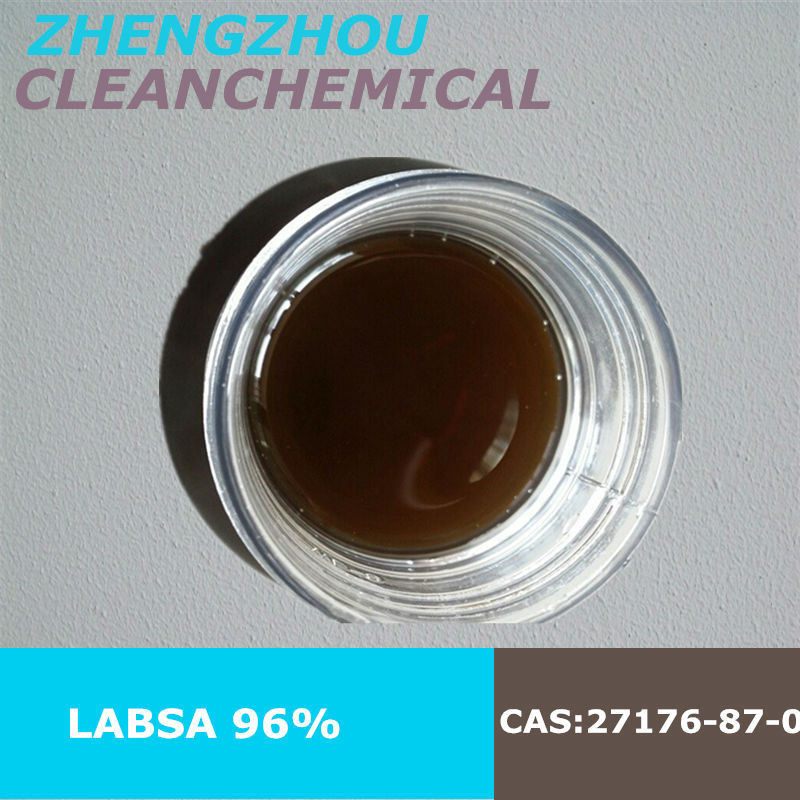 Top quality baby soap health care raw material ingredients LABSA 96% for promotion