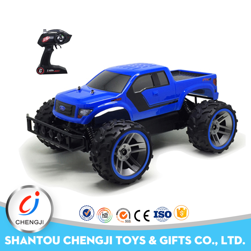 New arrival sand rail mini children model 4wd powerful toy rc diesel trucks