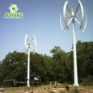 vertical axis wind turbine/5KW VAWT