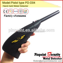 Super wand PD-D04 Security Hand Held Metal Detector / Pinpoint Metal Detector / Security Metal Detector superwand