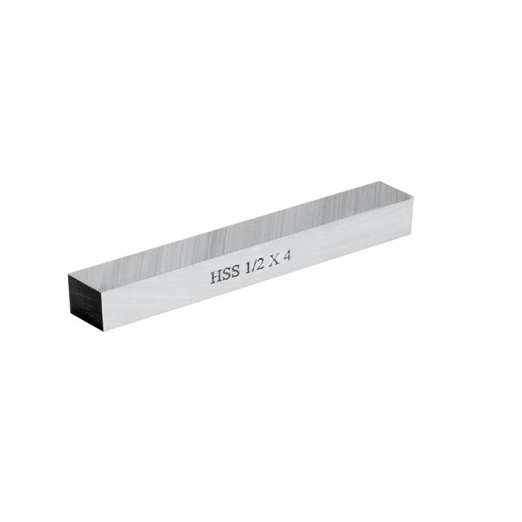 """1//4/"""" x 2-1//2/"""" Square High Speed Steel Tool Bits Lathe Bits 10 pieces"""