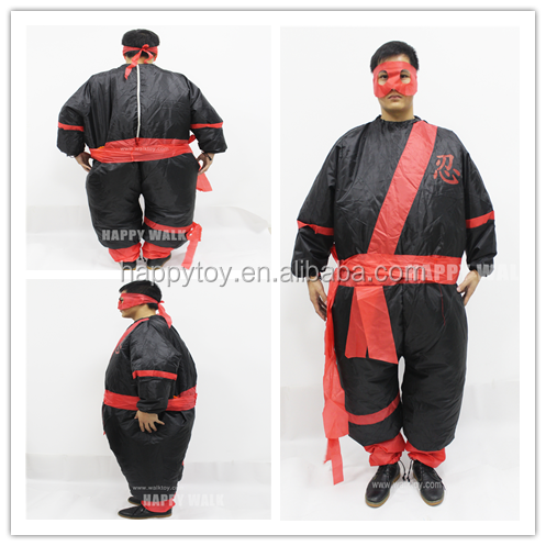 Water proof material costume inflatable custom design inflatable costume for sale