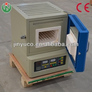 1800c High Temperature Sintering Small Laboratory Muffle