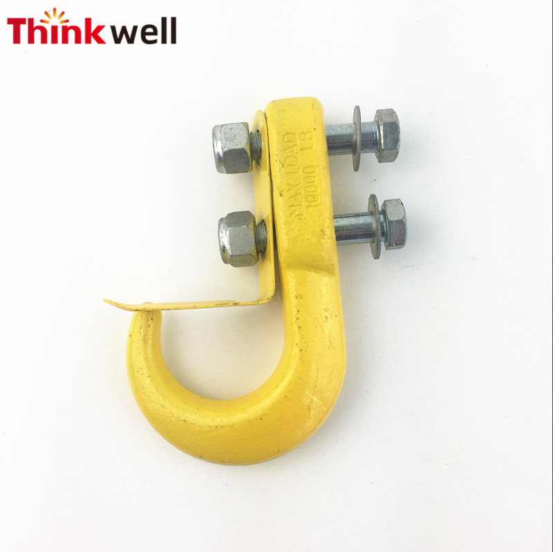 Thinkwell Forged Customized Tow Hook With Latch
