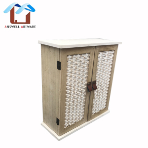 Wardrobe Shape Home Decor Small Wooden Storage Box