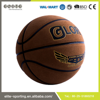 Best bouncy personalized cowhide basketball