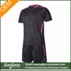 100%polyester men's football uniforms or soccer jersey uniform