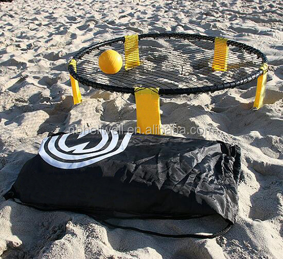 High quanlity combo meal outdoor beach Spikeball game for adults