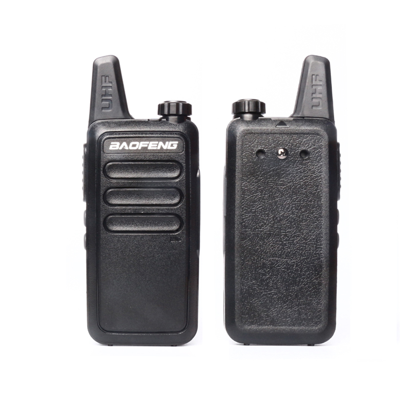 2018 Mais Barato BAOFENG Walkie Talkie R5 5 w 16CH BF-r5 BF-r5Interphone BaoFeng UHF 400-470 mhz Two-Way rádio