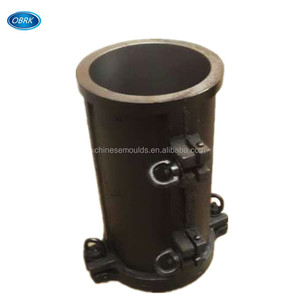 Manufacturer Made Standard Cast Iron Concrete Cylinder Mould