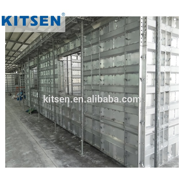 Precast Concrete Wall Panels Formwork For House Building - Buy Molds For  Concrete,Used Precast Concrete Forms For Sale,Precast Lightweight Concrete