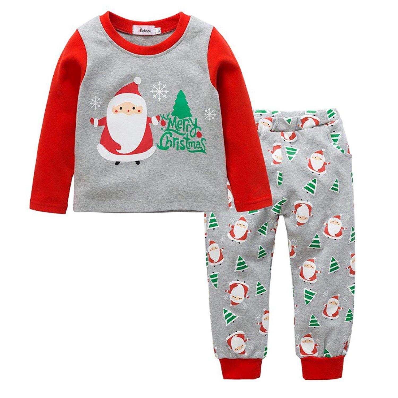 81279ef2670b Cheap Cute Christmas Pajamas Kids