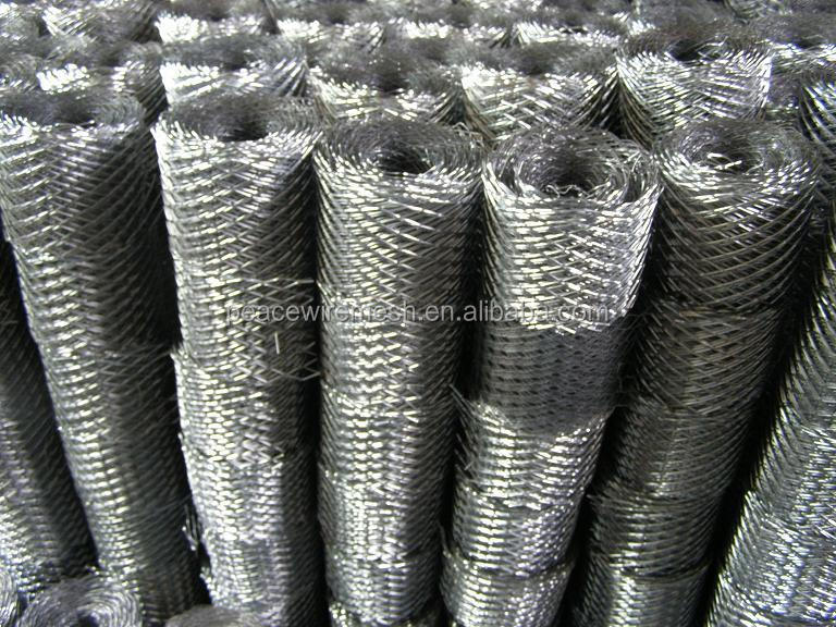 Expanded Wire Metal Lath Expanded Wall Plaster Mesh