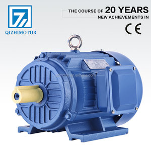 YD Series Pole Changing multi speed electric motor, variable pole motor