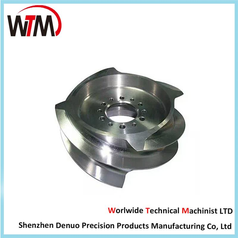 OEM Different types spare machining workpieces parts