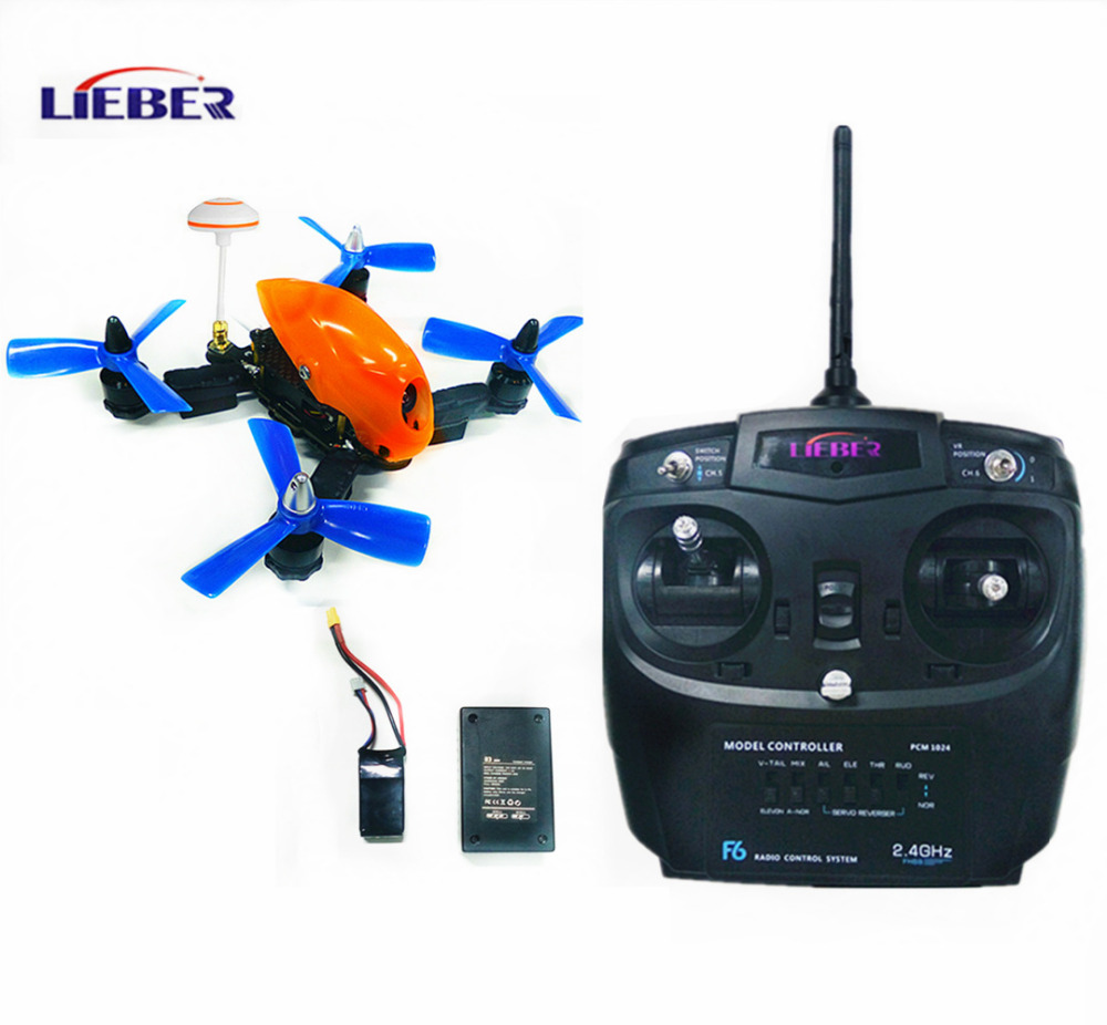 2.4GHz Remote Control Quadcopter PFV racing drone QAV 150 mini drone with camera