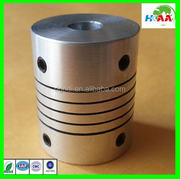 Stainless steel flexible hose coupler/Camlock type quick connect coupling F type A part